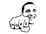 Obama Fist Bump.