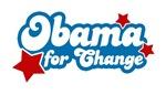 Obama for Change.