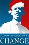 OBAMA CHRISTMAS T-SHIRTS.