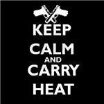 Keep Calm and Carry Heat