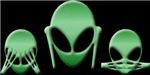 Alien See No Evil...