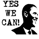 Obama - Yes We Can!