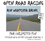 Open Road Racing