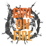 Hunger Games:Catching Fire- GIRL ON FIRE