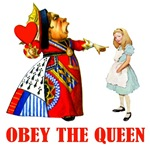 OBEY THE QUEEN