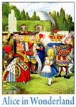 ALICE IN WONDERLAND - TENNIEL