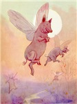 WHEN PIGS FLY IN WONDERLAND