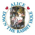 ALICE - DOWN THE RABBIT HOLE