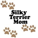 Silky Terrier Mom