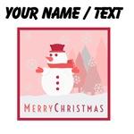 Custom Merry Christmas