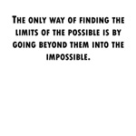 Going Beyond Possible