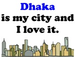 Dhaka Is My City And I Love It