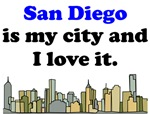 San Diego Is My City And I Love It