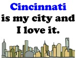 Cincinnati Is My City And I Love It