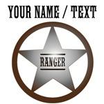 Custom Ranger Badge