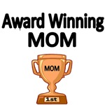 AWARD WINNING MOM