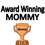 AWARD WINNING MOMMY