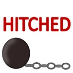HITCHED WITH BALL AND CHAIN