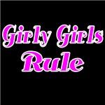 GIRLY GIRLS RULE