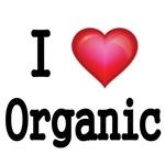 I LOVE ORGANIC
