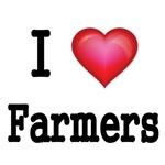 I LOVE FARMERS