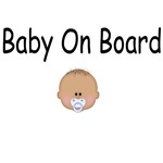 Baby on Board-African American