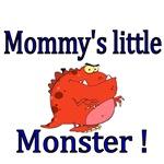 Mommy's little Monster!