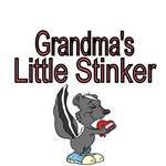 Grandma's Little Stinker