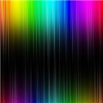 Shiny Rainbow Reflection