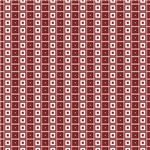 Pink and White Squares In Squares Pattern