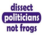 Dissect Politicians