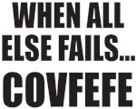 COVFEFE T-SHIRTS AND GIFTS