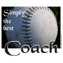 BEST BASEBALL & SOFTBALL COACH/TRAINER T-SHIRTS