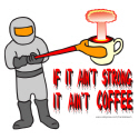 STRONG COFFEE T-SHIRTS AND GIFTS