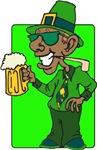 Drunk Leprechaun St. Patrick's Day Gear