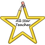 Gifts for Teachers Star