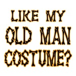 Old Man Costume