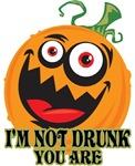Funny Halloween Drinking Humor T-shirts