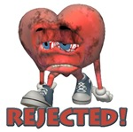 Gifts for the Rejected, Dumped & Broken Hearted