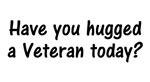 Patriotic Hug A Veteran T-shirts & Gifts