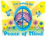 I vote for peace of mind