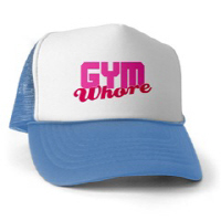 Gym Whore Cap - Mug - Bumper