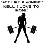 Act like a Woman