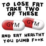 Eat healthy you f**k