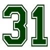 31 GREEN