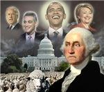 George Washington - Obama Sheep
