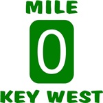 Mile 0 Key West Florida