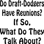 Do Draft-Dodgers Have Reunions