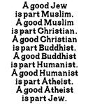 World Religions Coexist