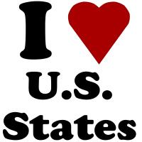 I Love U.S. States